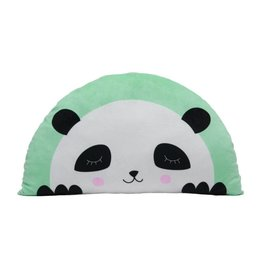 Kids Boetiek Kussentje Panda mint