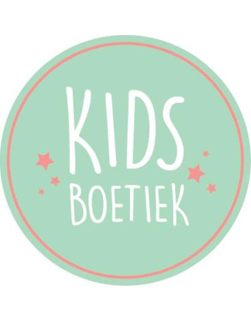 Kids Boetiek Knuffelzacht pandakussen in roze