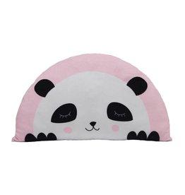 Kids Boetiek Kussentje Panda roze