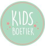 Kids Boetiek Coussin en noir et blanc