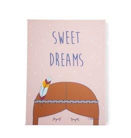 Childwood Schilderijtje Sweet Dreams