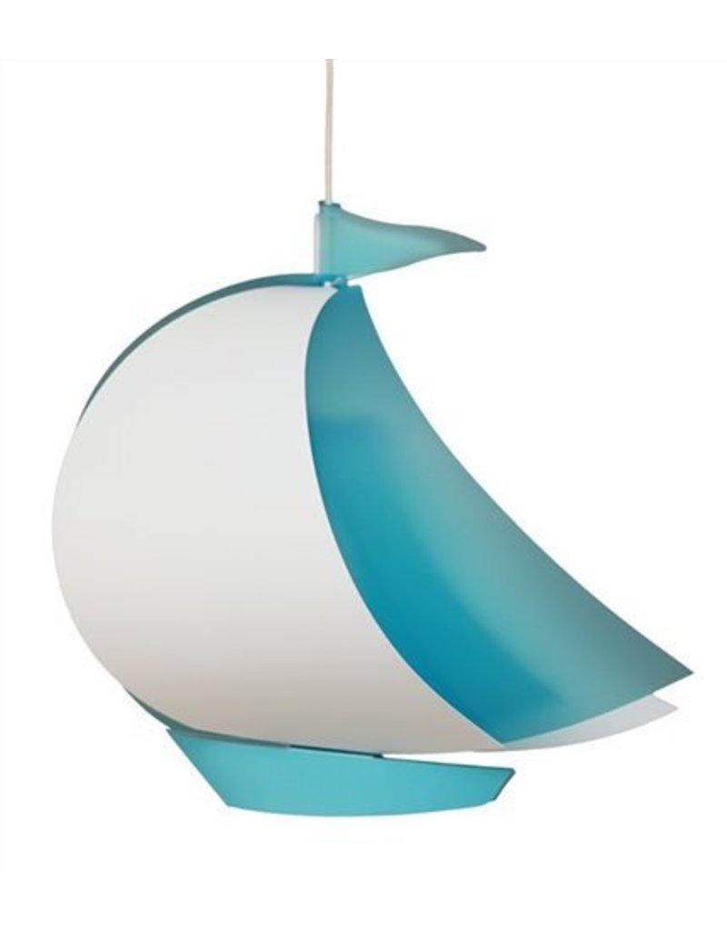 R&M Coudert Blue ceiling light Boat