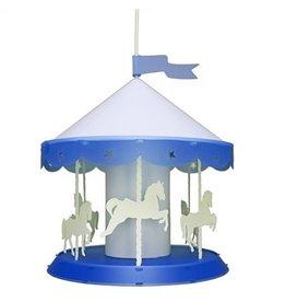 R&M Coudert Lamp Draaimolen - donkerblauw