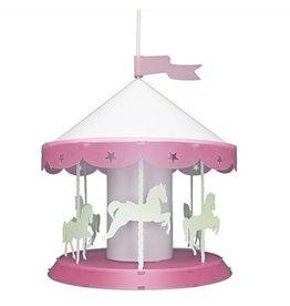 R&M Coudert Lamp Draaimolen - roze