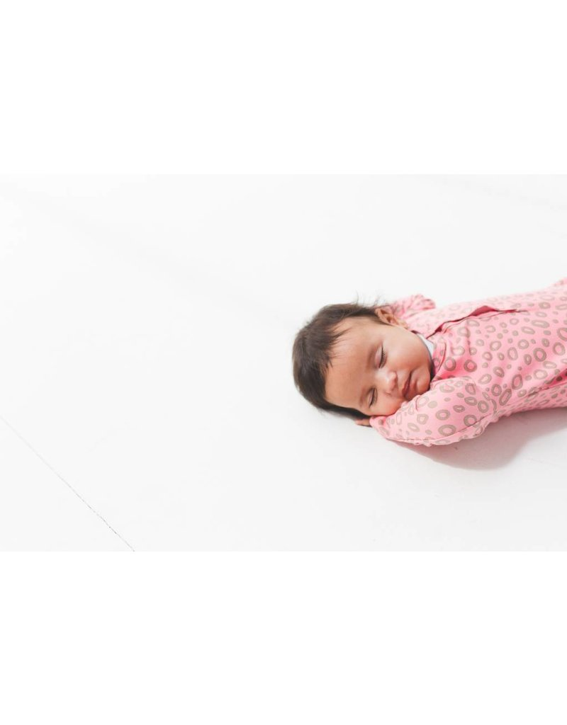 nOeser Babysuit Ray in coral pink