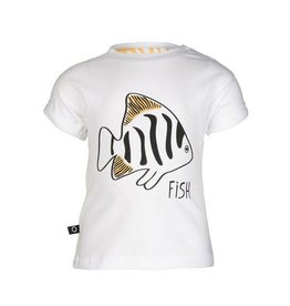 nOeser T-shirt Fish 0 tot 24 maanden