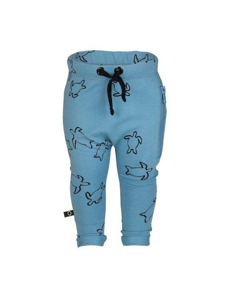 nOeser Baggy broekje in blauw
