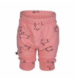 nOeser Pantalon bébé en rose corail