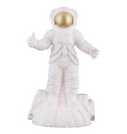 Goodnight Light Lampe astronaute en blanc