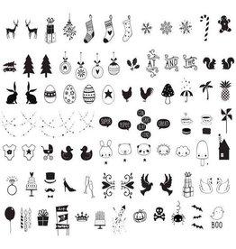 A Little Lovely Company Symboles Fêtes