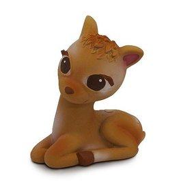 Oli & Carol Jouets de bain Bambi 100% naturel