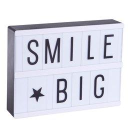 A Little Lovely Company Light box A5