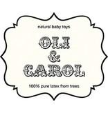 Oli & Carol Bootje van 100% natuurrubber in poederroze