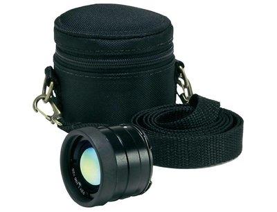 Exx-serie IR lens, 45°, f = 10 mm, incl. etui