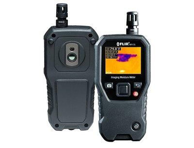 Hoogwaardige vochtmeter met warmtebeeldcamera MR176