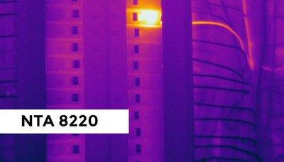 Een inspectie volgens de NTA 8220 vereist de juiste warmtebeeldcamera en opleiding