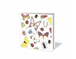 """'Sorcia' by Bekking & Blitz kaartenmapje """"Insects & Butterflies"""""""