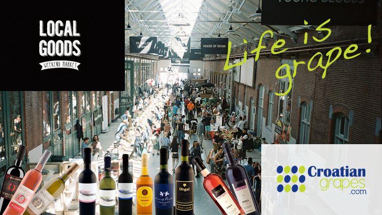 Local Goods Weekend Market FOOD edition in De Hallen Amsterdam