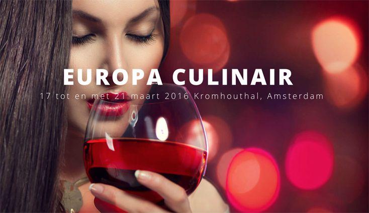 Nieuwsbrief Europa Culinair Maart 2016