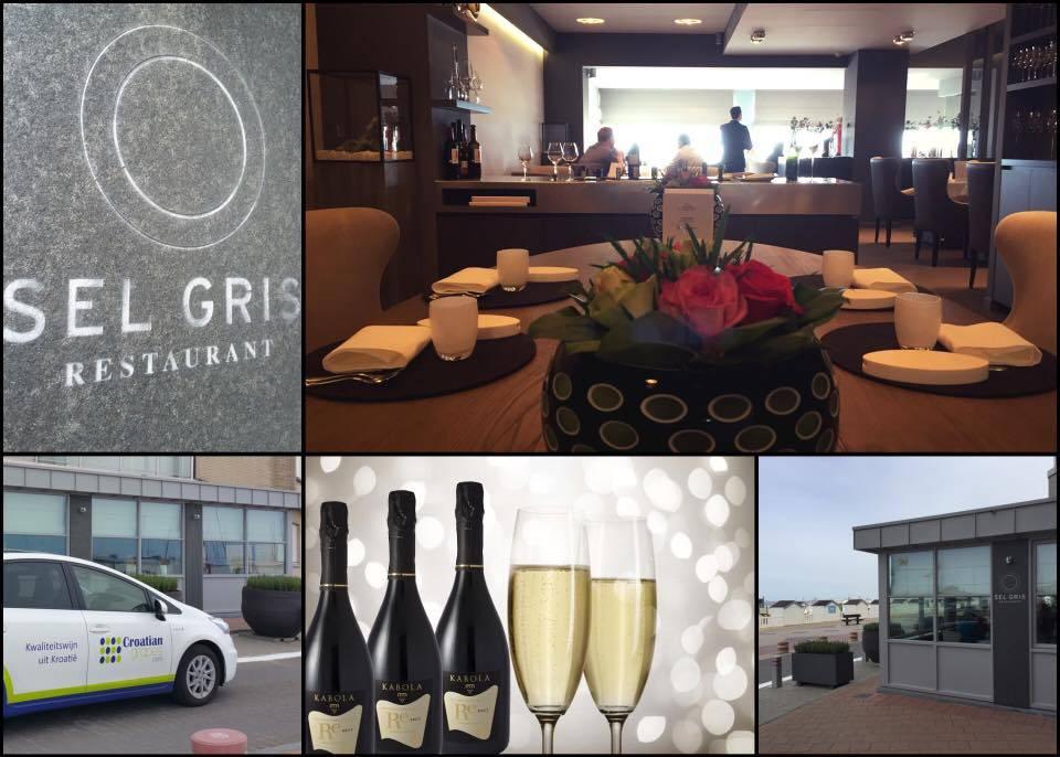 Sterrenrestaurant Sel Gris kiest voor Kroatische wijn