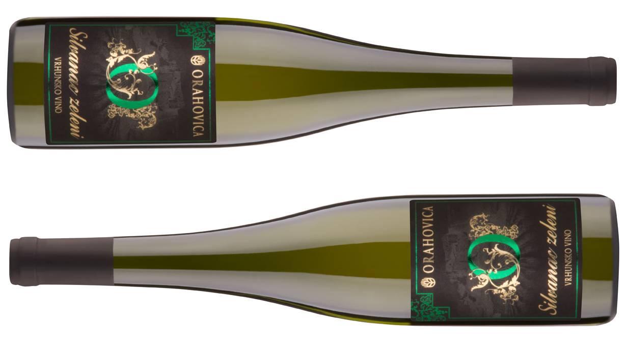 Nieuwe wijn: Silvanac Zeleni van Vina PP Orahovica
