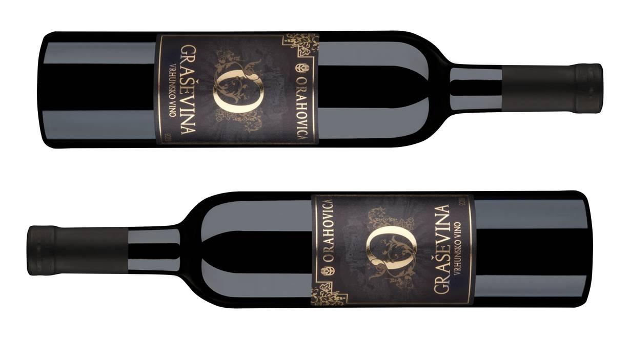 Nieuwe wijn: Graševina Vrhunsko van Vina PP Orahovica
