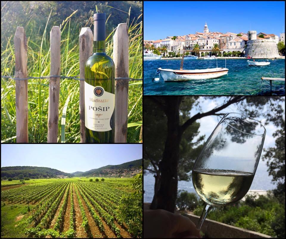 Wijnweetje van de week: Het bijzondere Dalamtische wijneiland Korčula