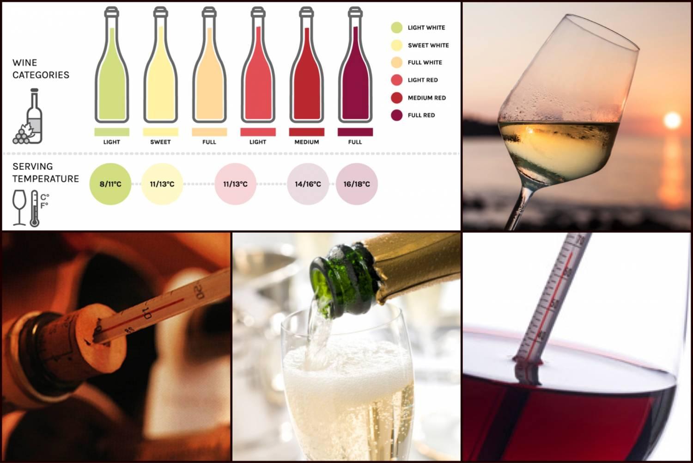 Wijnweetje van de week: de serveertemperatuur van Kroatische wijnen