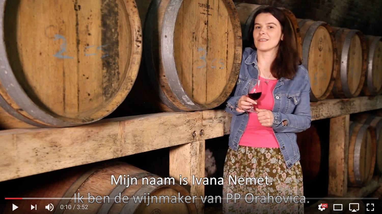 De wijnmaker aan het woord deel 2: PP Orahovica