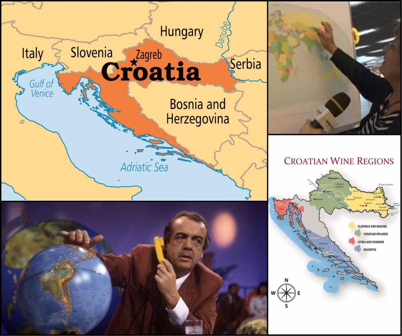 Wijnweetje van de week: Waar ligt Kroatië eigenlijk?