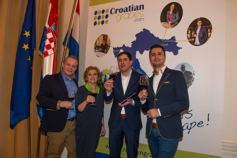 Sommelier of 3-Michelin star restaurant in The Netherlands became Croatian Wine Ambassador