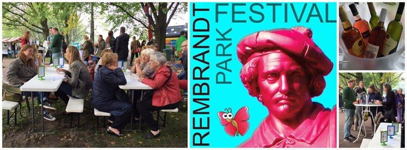 Croatianwine.online op Rembrandtparkfestival in Amsterdam