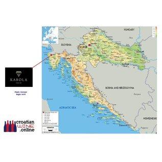 Kabola Kabola Muškat Momjanski met eco-label