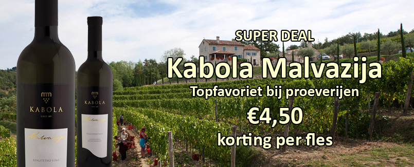 Super Deal Kabola Malvazija