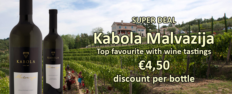 Kabola Malvazija Super Deal