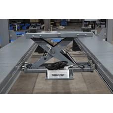 FORZA TORO Midden krik lucht/hydraulisch 2,5T