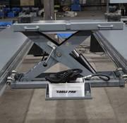 TM Center jack air / hydraulic 2T