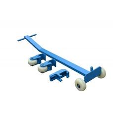 G-Force Lift Mobiele wiel kit voor de poetshefbrug