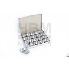 Aluminium Opbergdoosjes