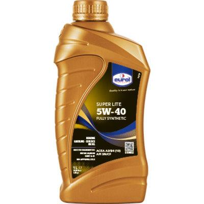 Eurol EUROL SUPER LITE 5W-40 1 liter