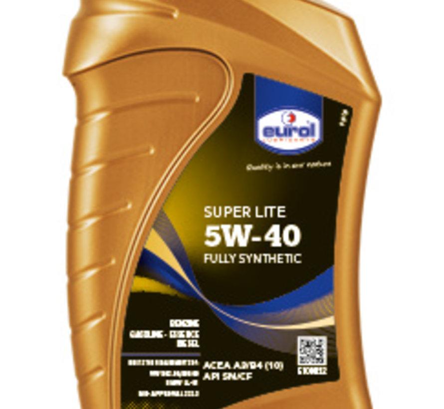EUROL SUPER LITE 5W-40 1 liter