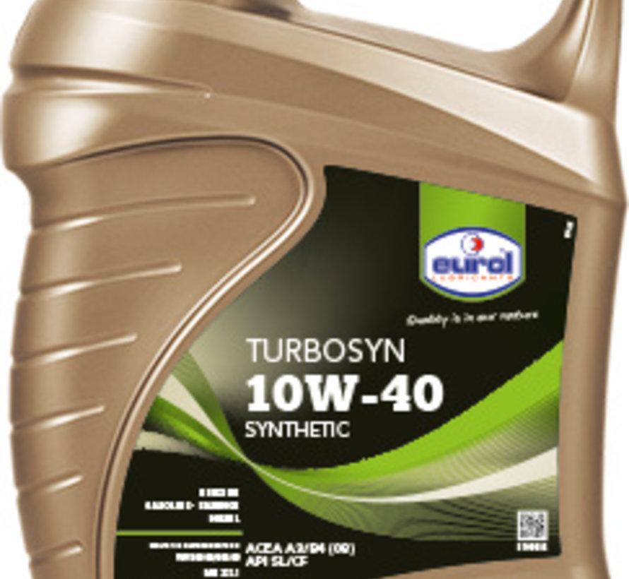 EUROL TURBOSYN 10W-40 5 liter