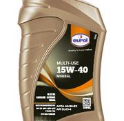 Eurol EUROL MULTI-USE 15W-40 1 liter