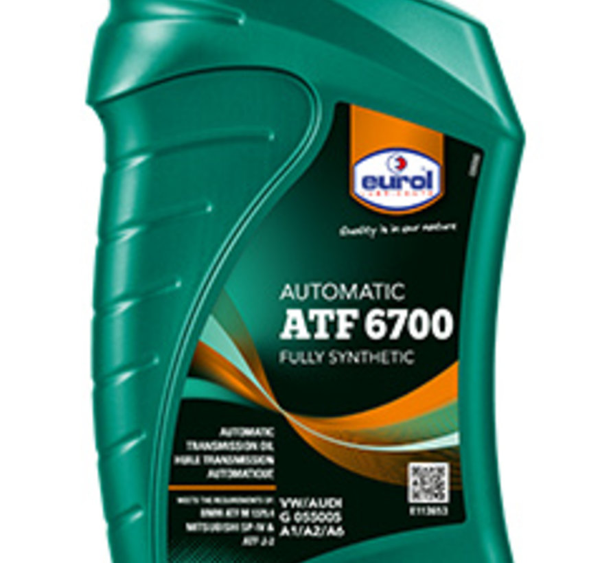EUROL ATF 6700 1 liter