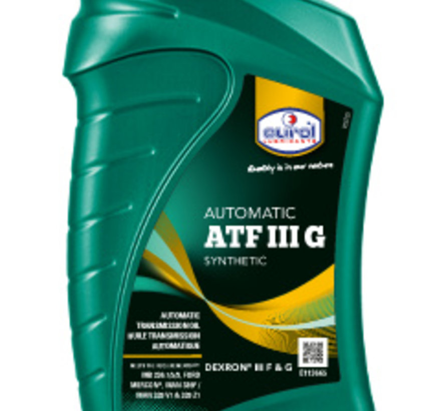 EUROL ATF III G 1 liter