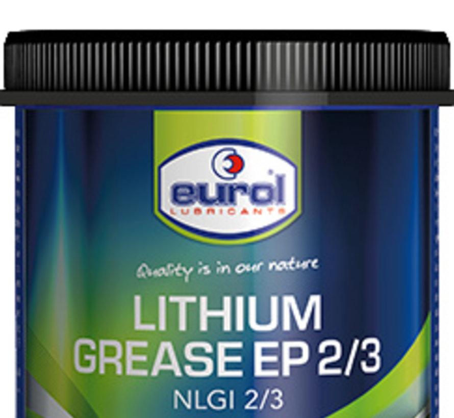 EUROL UNIVERSAL LITHIUM GREASE EP 2 600 gram