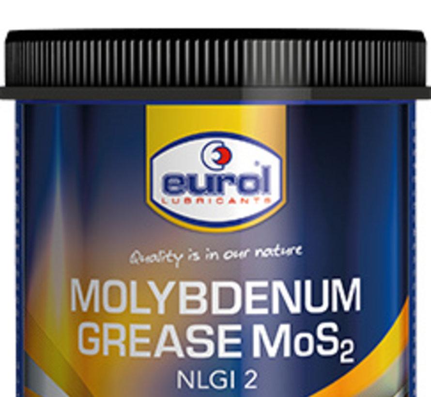 EUROL MOLYBDENUM DISULPHIDE MOS2 GREASE 600 gram