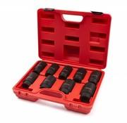"""TM 9 Piece 1/2 """"Heavy Duty Power Socket Set"""