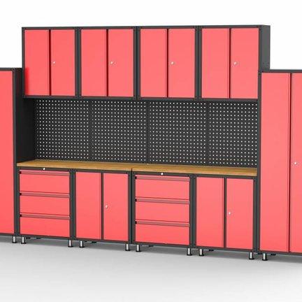 Modulair Garage Inrichting systemen