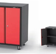 TM Tool cupboard with doors Model B